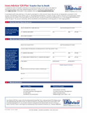 Preview Image for IAdvisor 529 Plan Transfer Due to Death.pdf
