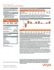 Preview Image for Voya Balanced Portfolio Fund Fact Sheet.pdf