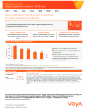 Preview Image for Voya Corporate Leaders 100 Fund Fact Sheet.pdf