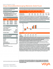 Preview Image for Voya Diversified Emerging Markets Debt Fund Fact Sheet - Class I.pdf