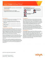 Preview Image for Voya GNMA Income Fund Quarterly Commentary.pdf