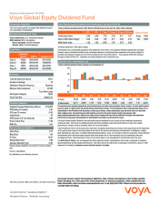 Preview Image for Voya Global Equity Dividend Fund Fact Sheet.pdf