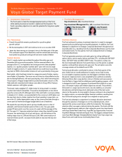 Preview Image for Voya Global Target Payment Fund Quarterly Commentary.pdf