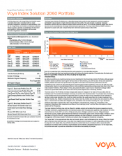 Preview Image for Voya Index Solution 2060 Portfolio Fact Sheet - Class Z.pdf