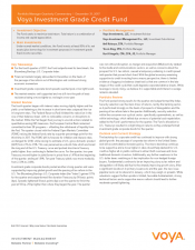 Preview Image for Voya Investment Grade Credit Fund Quarterly Commentary.pdf