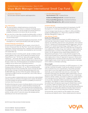 Preview Image for Voya Multi-Manager International Small Cap Fund Quarterly Commentary.pdf