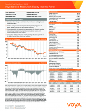 Preview Image for Voya Natural Resources Equity Income Fund Fact Sheet.pdf