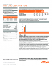 Preview Image for Voya SMID Cap Growth Fund Fact Sheet.pdf