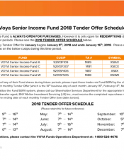 Preview Image for Voya Senior Income Fund 2018 Tender Offer Schedule.pdf