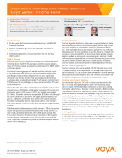 Preview Image for Voya Senior Income Fund Quarterly Commentary.pdf