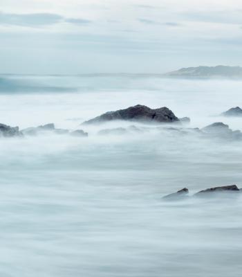Slow Motion Ocean Waves
